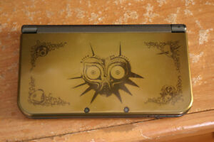 Used Majora's Mask Limited Edition New 3DS XL - Nintendo