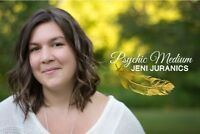 Psychic Medium Jeni Juranics comes to Bathurst!