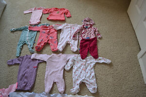 Baby Clothing - Great deal for 26 items