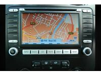 Latest 2017 Sat Nav Disc Update for VOLKSWAGEN MFD2 V15 Navigation Map DVD. www latestsatnav co uk