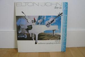 Elton John Live in Australia , double lp