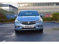2016 VAUXHALL ASTRA Vauxhall New Astra 1.4i SRi 5dr