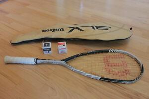 Wilson One 55 BLX Squash Racquet
