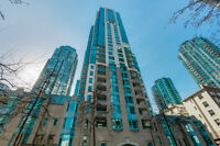 1 BR Den Bright, Spacious, Coal Harbour, Swimming Pool. Central