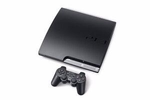 Playstation 3 Console 320G en excellente condition, Garantie!