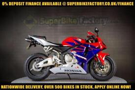 2007 57 HONDA CBR600RR 600CC 0% DEPOSIT FINANCE AVAILABLE