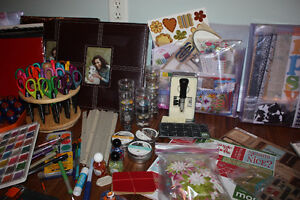 HUGE Collection of Scrapbooking Supplies FOR SALE Kitchener / Waterloo Kitchener Area image 7