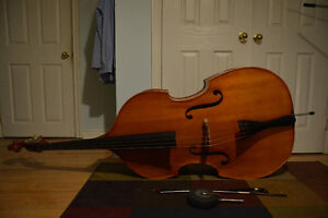 Upright Bass 3/4