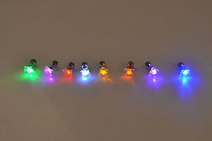 LED EARRINGS! Great gift, loot bag item, party/event item!