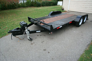 16.5ft x 6.5ft Car/ Utility trailer *BEST VALUE ON KIJIJI*