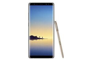 Samsung Galaxy Note 8 64GB - Dual SIM stand by