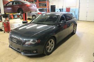 PARTING OUT AUDI A4 2009, 2.0T Auto 96K
