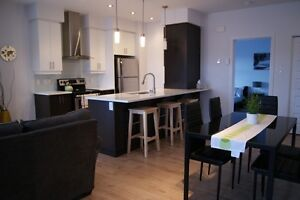 Luxury condo - Fully Furnished(cble,internet) 4ppl - avail. July