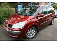 2007 Renault Grand Scenic 2.0 DCI 150 DYNAMIQUE FAP 7 Seater Car Automatic