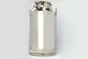50 LITRE STAINLESS STEEL MILK CAN Kitchener / Waterloo Kitchener Area image 1