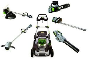 EGO CANADA- BATTERY POWERED LAWN & GARDEN EQUIPMENT