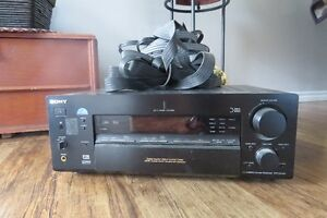 Sony STR-DB1070 A/V Receiver with Dolby Digital and DTS