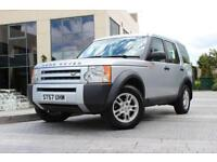 2008 57 LAND ROVER DISCOVERY 3 2.7 TDV6 GS 3 5D DIESEL
