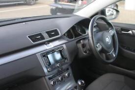 2013 Volkswagen Passat 1.6 TDI Highline 105PS Diesel black Manual
