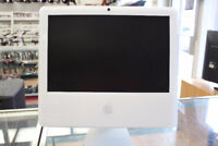 "Apple iMac 17"" 2GHz 1GB 160GB SD (A1208) Winnipeg Manitoba Preview"