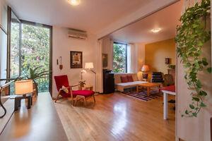Appartement à Vendre - Haut de Duplex - Outremont