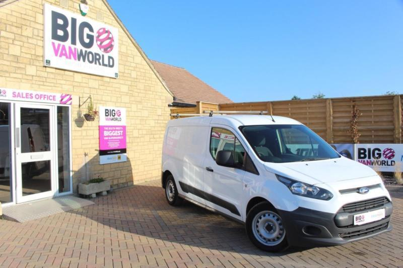 2014 FORD TRANSIT CONNECT 210 TDCI 95 L2