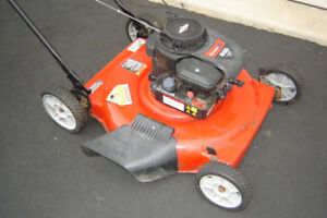 Lightly Used Pulan Lawn Mower