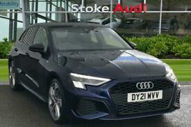 image for 2021 Audi A3 Sportback Edition 1 35 TDI  150 PS S tronic Auto Hatchback Diesel A