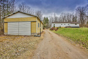 Peaceful Country living 15 min. from Arnprior. Great Value!