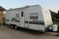 Willwood 23' Bunkhouse