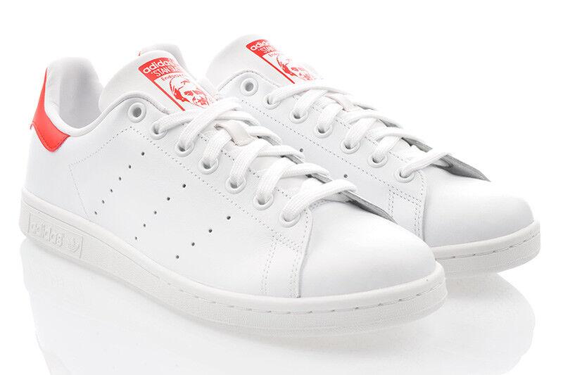 new product 362de 1b5bd Details zu Neu Schuhe ADIDAS ORIGINALS STAN SMITH Herren Exclusive Sneaker  Turnschuhe LEDER