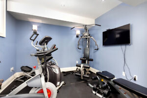 HOME GYM FOR SALE!  New Price MUST SELL MOVING