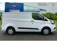 2018 Ford Transit Custom 2.0 EcoBlue 130ps Low Roof Trend Van Panel Van Diesel M