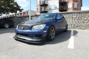 Lexus IS300, manuel, diff LSD