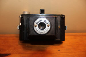 Old Donald Duck Camera from the 1940's London Ontario image 1