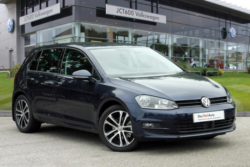 2015 volkswagen golf match tdi bluemotion technology manual hatchback in hessle east. Black Bedroom Furniture Sets. Home Design Ideas