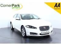 2014 JAGUAR XF D LUXURY SALOON DIESEL