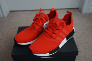 Adidas NMD Red 3m Sz 11 DS