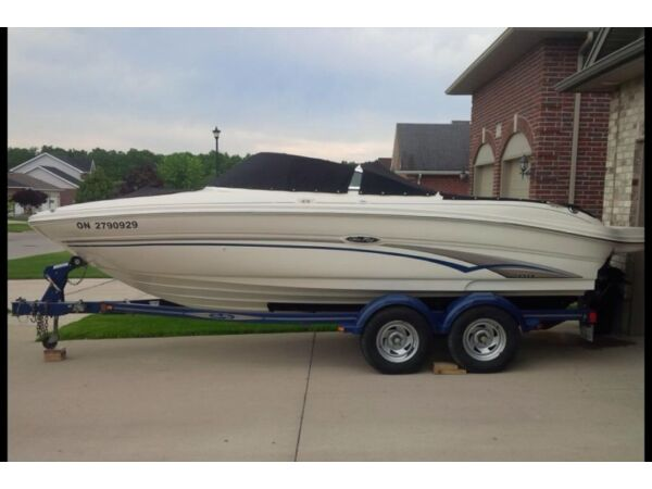 Used 2003 Sea Ray Boats Sea Ray Select 200