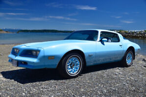 1977 Pontiac Firebird sky bird Coupe (2 door)