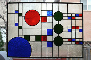 stained glass octagon Stratford Kitchener Area image 9
