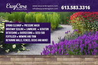 SPRING CLEANUP, LAWNCARE & More  by EASYCAREkingston