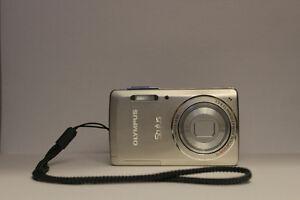Olympus Stylus-5010 14MP Digital Camera
