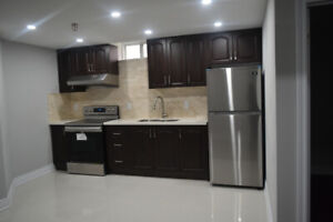 Brand New Two Bedroom Basement for Rent