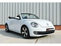 2014 Volkswagen Beetle 1.6 TDI BlueMotion Tech Design Cabriolet 2dr Convertible
