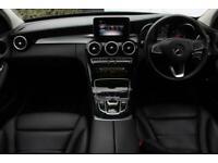 2017 Mercedes-Benz C Class C220d Sport Premium 4dr 9G-Tronic Auto Saloon Diesel
