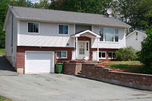 Huge garage w/ this beautiful family home in Lwr. Sackville