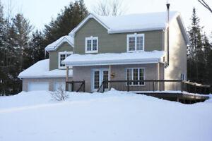 Magnifique maison à vendre