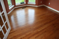Affordable hardwood and laminate installations