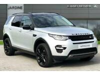 2016 Land Rover Discovery Sport TD4 HSE BLACK Auto Estate Diesel Automatic